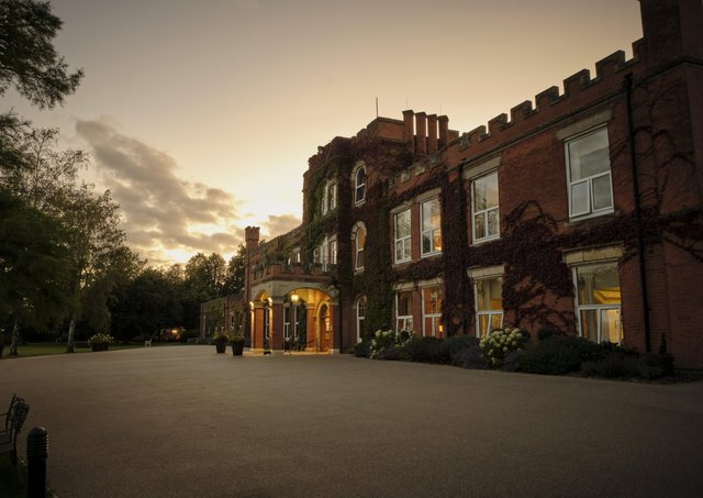 Win an experience day at Ragdale Hall