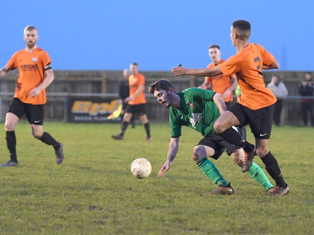 United Counties League teams are being asked to state how playing would affect finances.