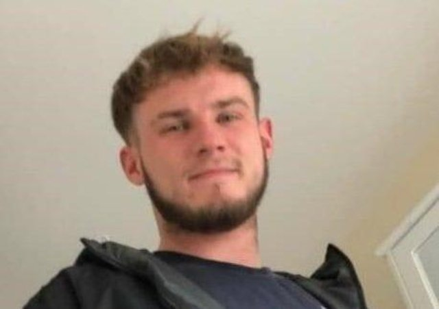 Connor Black (24), who died after suffering stab wounds in an incident in SystonFAMILY PHOTO SUPPLIED BY LEICS POLICE EMN-210103-085946001