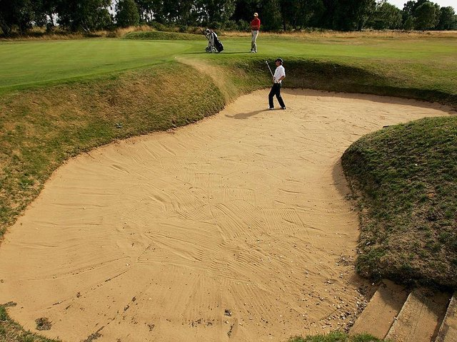 England Golf had hoped the sport could return sooner. Photo: Getty Images