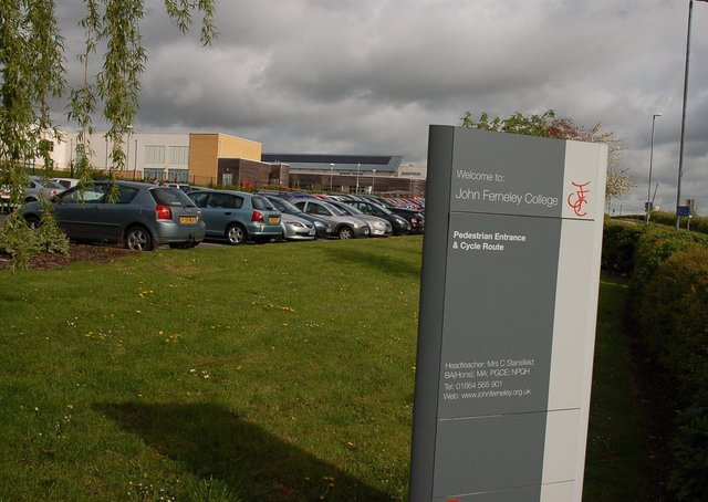 John Ferneley College, Melton EMN-210319-132301001