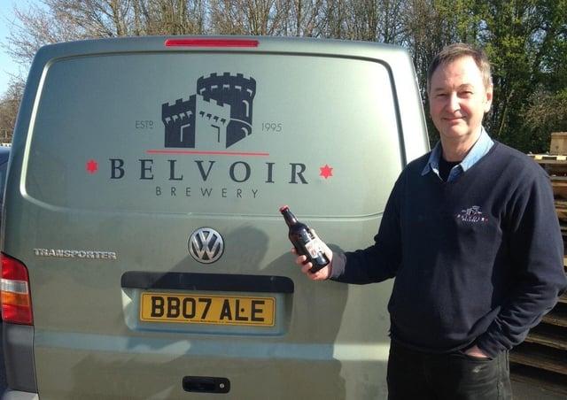 Belvoir Brewery head brewer Colin Brown EMN-210504-113944001