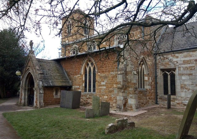 St Mary the Virgin Church, at Thorpe Arnold, which has recently undergone a major renovation EMN-201204-181349001