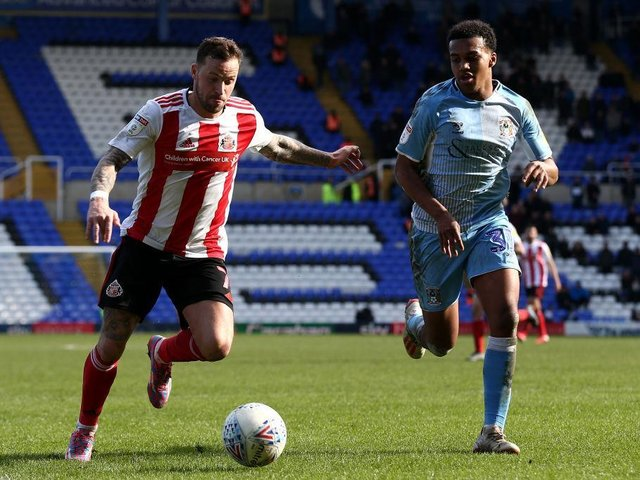 Coventry City and Sunderland are among the League One clubs involved. Photo: GettyImages