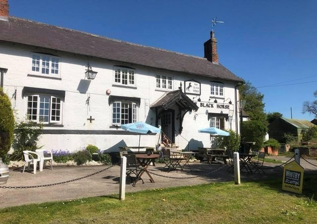 The Black Horse at Grimston EMN-200429-102926001