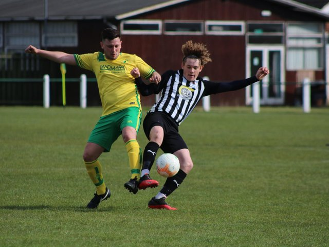 Holwell were beaten 4-0 by St Andrews. Photo: Oliver Atkin