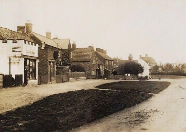 Wymondham Main Street in 1904 EMN-210422-132929001