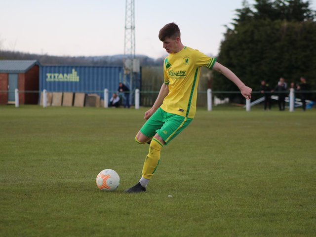 Holwell will host Lutterworth.