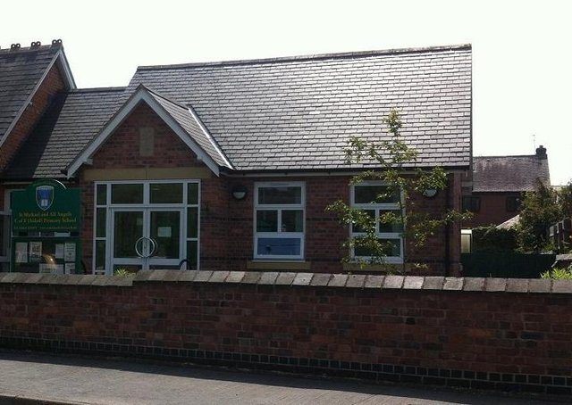 St Michael and All Angels CE Primary School at Rearsby EMN-210405-160501001