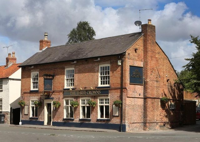 The Three Crowns at Wymeswold EMN-211205-162521001