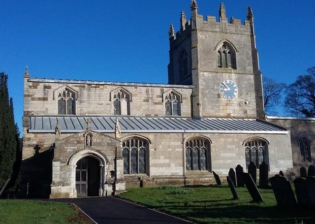 St Botolph and St John the Baptist Parish Church, at Croxton Kerrial EMN-210519-091351001