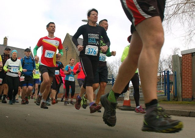 Participants start out in the Belvoir Challenge back in 2019 EMN-210525-092922001