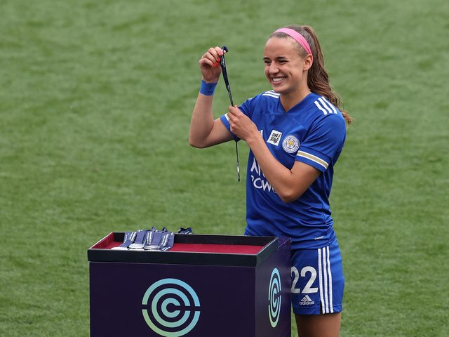 Ashleigh Plumptre. Photo: Getty Images