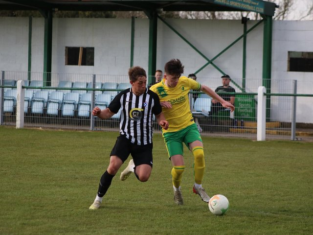 Holwell and St Andrews will remain in the UCL Division One. Photo: Oliver Atkin