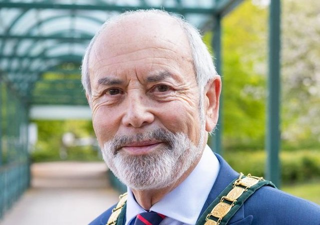 Councillor Dan Harrison, chair of Leicestershire County Council EMN-210106-093552001