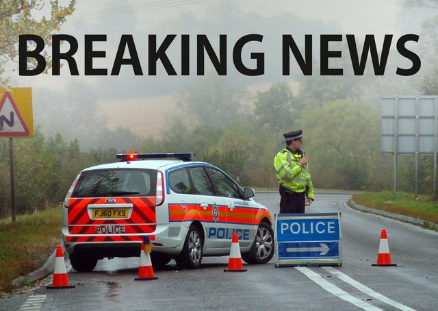 Police are attending an ongoing incident EMN-210527-151601001
