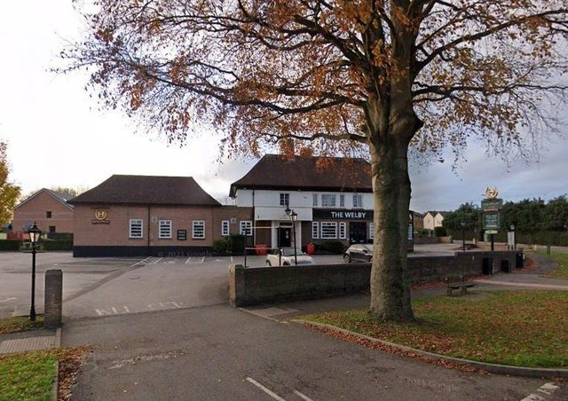 The Welby Hungry Horse, in Melton EMN-210706-161456001