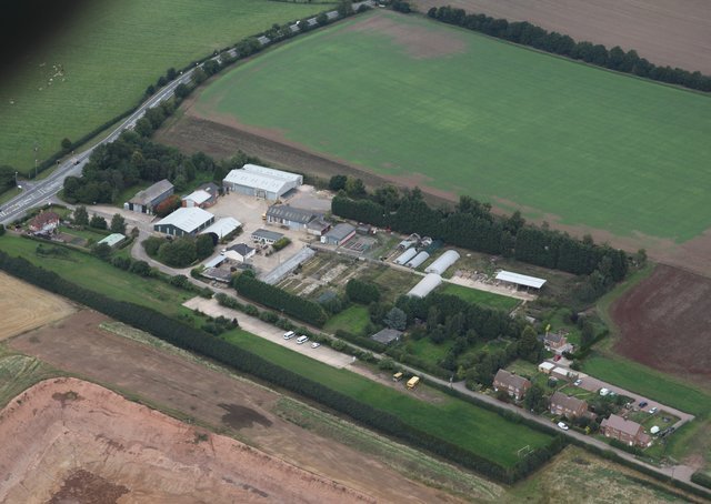 The Spinney Campus site at Brooksby Melton College, which has been sold off to developers EMN-210623-122255001