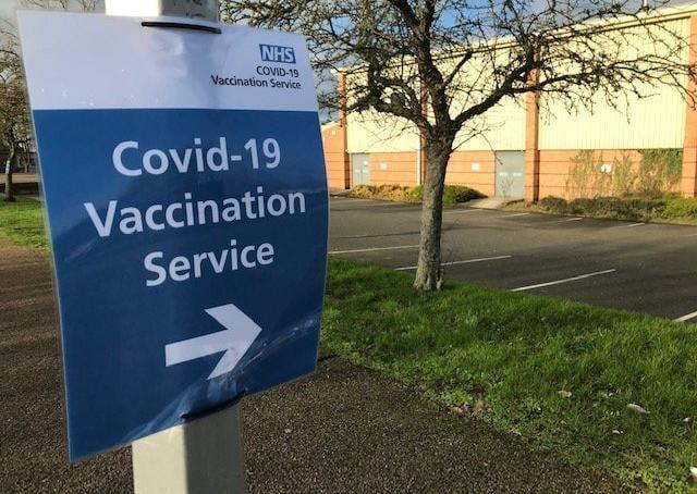 The Melton Vaccination Centre at Melton Sports Village, off Burton Road EMN-210623-113841001