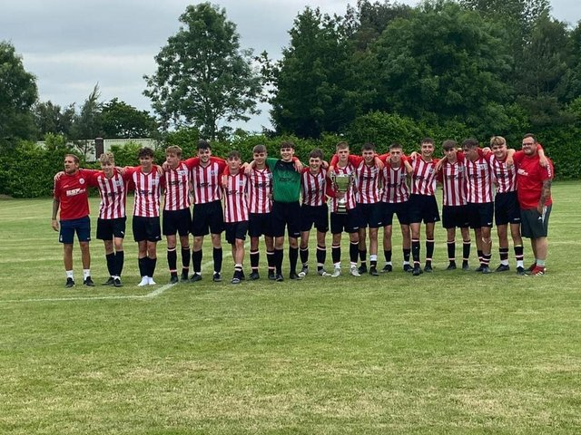 Mowbray Rangers are the champions.