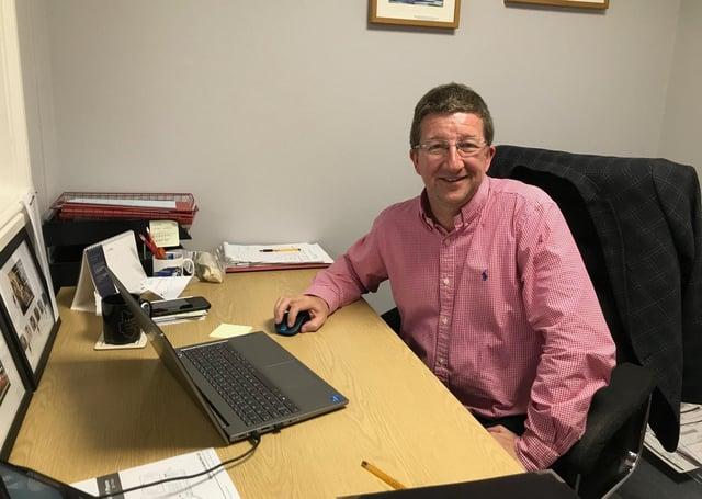 Simon Johnson, residential partner at Shouler and Son EMN-211207-183033001