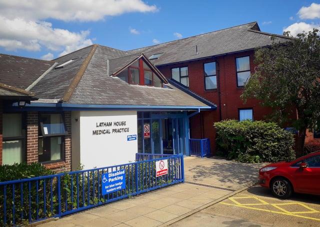Latham House Medical Practice in Melton EMN-210714-123437001